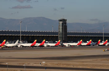 LEMD - - Airport Overview - Airport Overview - Apron