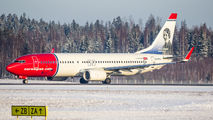EI-FVJ - Norwegian Air Shuttle Boeing 737-800 aircraft