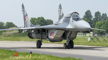4103 - Poland - Air Force Mikoyan-Gurevich MiG-29G aircraft