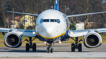 EI-EVF - Ryanair Boeing 737-800 aircraft