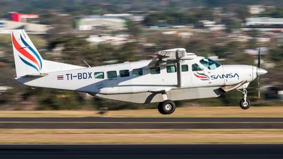 TI-BDX - Sansa Airlines Cessna 208 Caravan