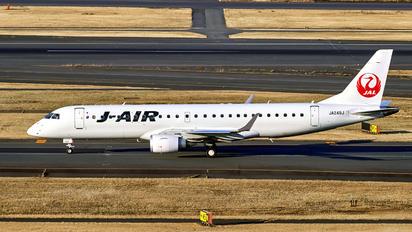 JA249J - J-Air Embraer ERJ-190 (190-100)