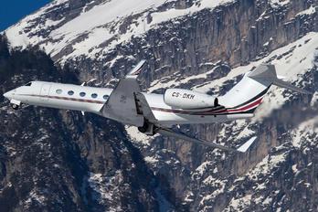 CS-DKH - NetJets Europe (Portugal) Gulfstream Aerospace G-V, G-V-SP, G500, G550