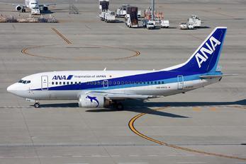 JA356K - ANA Wings Boeing 737-500