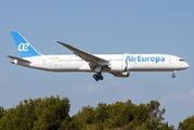 EC-MSZ - Air Europa Boeing 787-9 Dreamliner aircraft