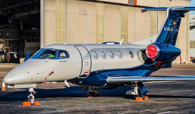 D-CKJE - Luxaviation Embraer EMB-505 Phenom 300