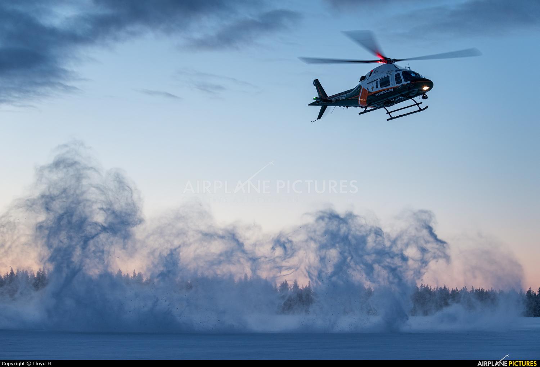 Finland - Border Guard OH-HVO aircraft at Off Airport - Finland