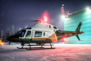 OH-HVO - Finland - Border Guard Agusta Westland AW119 Koala aircraft