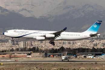 EP-DAA - Iran - Government Airbus A340-300