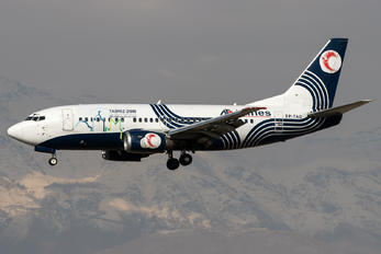 EP-TAG - ATA Airlines Iran Boeing 737-500