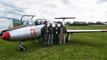 OM-JLP - Private Aero L-29 Delfín aircraft