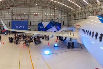 XA-MAG - Aeromexico Boeing 737-8 MAX