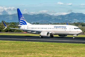 HP-1850CMP - Copa Airlines Boeing 737-800