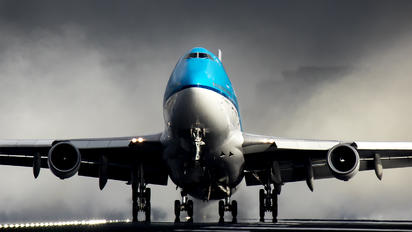 PH-BFC - KLM Asia Boeing 747-400