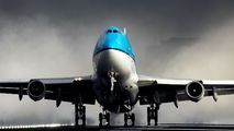 PH-BFC - KLM Asia Boeing 747-400 aircraft