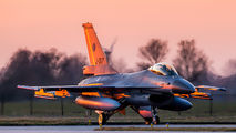 J-017 - Netherlands - Air Force General Dynamics F-16A Fighting Falcon aircraft