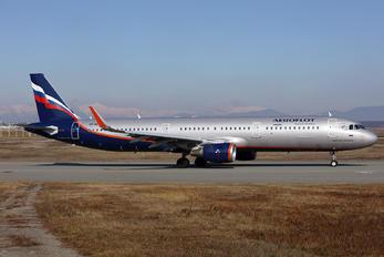 VP-BEG - Aeroflot Airbus A321