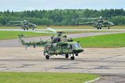 96 - Belarus - Air Force Mil Mi-8MTV-5 aircraft