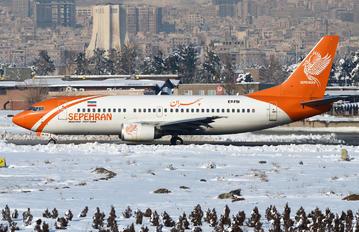 EP-FSI - Sepehran Airlines Boeing 737-300