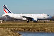 F-GRHO - Air France Airbus A319 aircraft