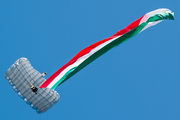 - - Hungary - Air Force Parachute Military aircraft