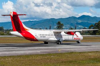 HK-5039 - Avianca ATR 72 (all models)