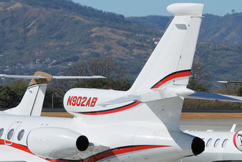 N902AB - Private Dassault Falcon 50EX