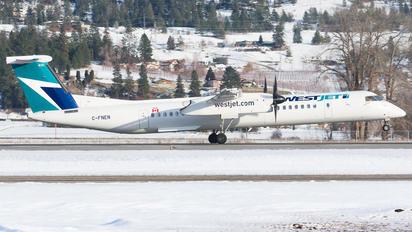 C-FNEN - WestJet Encore de Havilland Canada DHC-8-400Q / Bombardier Q400