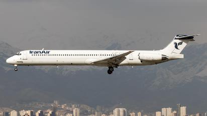 UR-CHW - Iran Air McDonnell Douglas MD-82