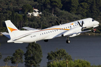 SE-KXK - Tus Airways SAAB 2000