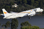 SE-KXK - Tus Airways SAAB 2000 aircraft