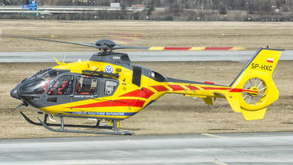 SP-HXC - Polish Medical Air Rescue - Lotnicze Pogotowie Ratunkowe Eurocopter EC135 (all models)