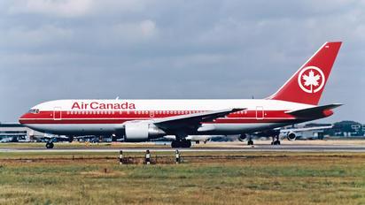 C-GDSU - Air Canada Boeing 767-200ER