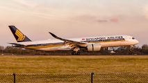 9V-SMT - Singapore Airlines Airbus A350-900 aircraft
