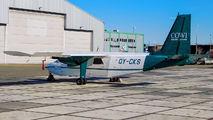 OY-CKS - Cowi Britten-Norman BN-2 Islander aircraft