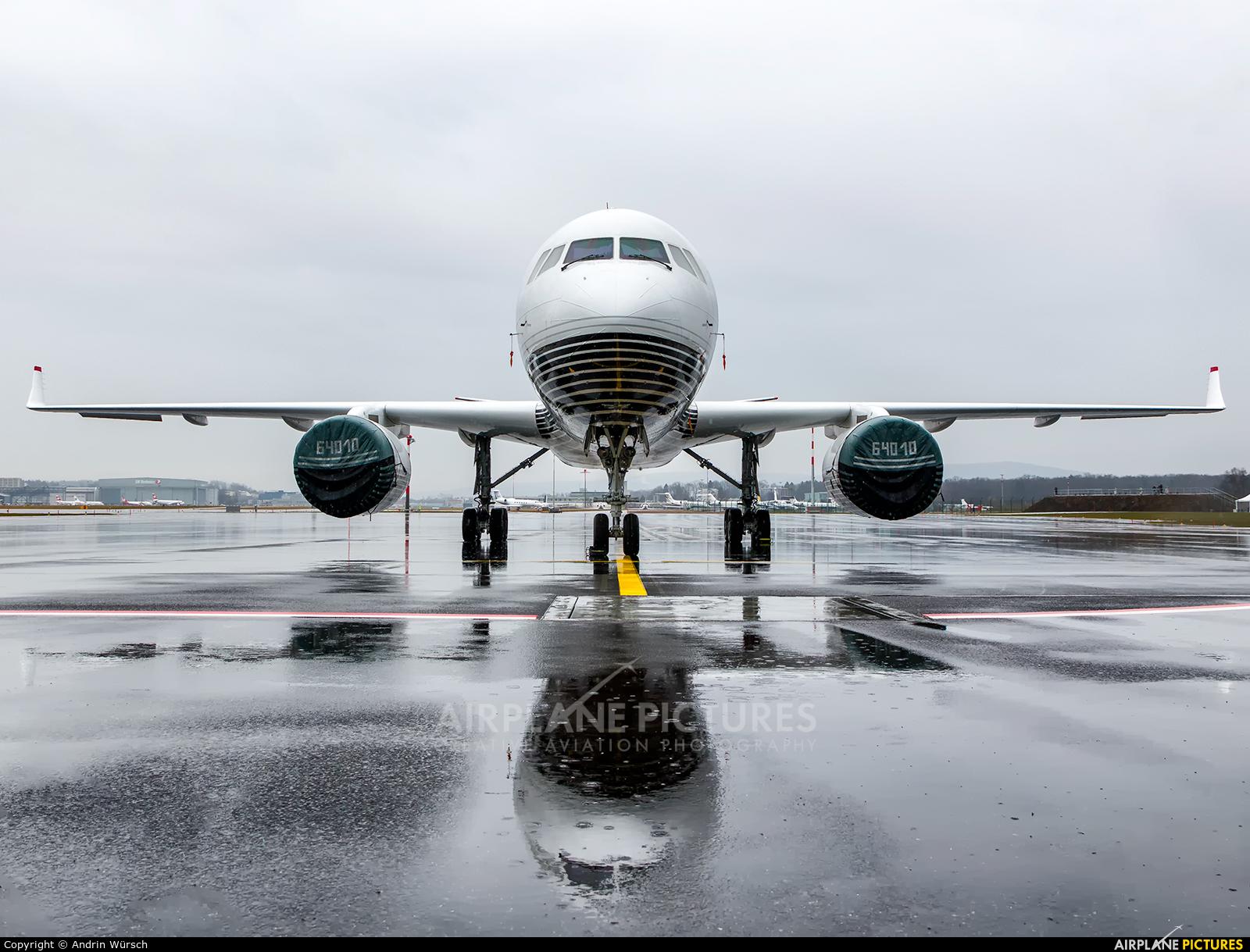 Business Aero RA-64010 aircraft at Zurich