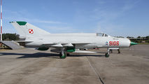 9106 - Poland - Air Force Mikoyan-Gurevich MiG-21MF aircraft