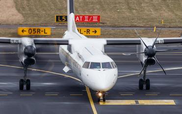 D-ABQB - Eurowings de Havilland Canada DHC-8-400Q / Bombardier Q400