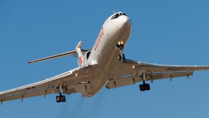 RA-85611 - Globus Tupolev Tu-154M