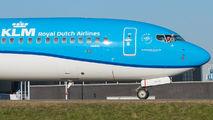 PH-BXF - KLM Boeing 737-800 aircraft