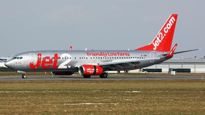 G-JZBI - Jet2 Boeing 737-8MG