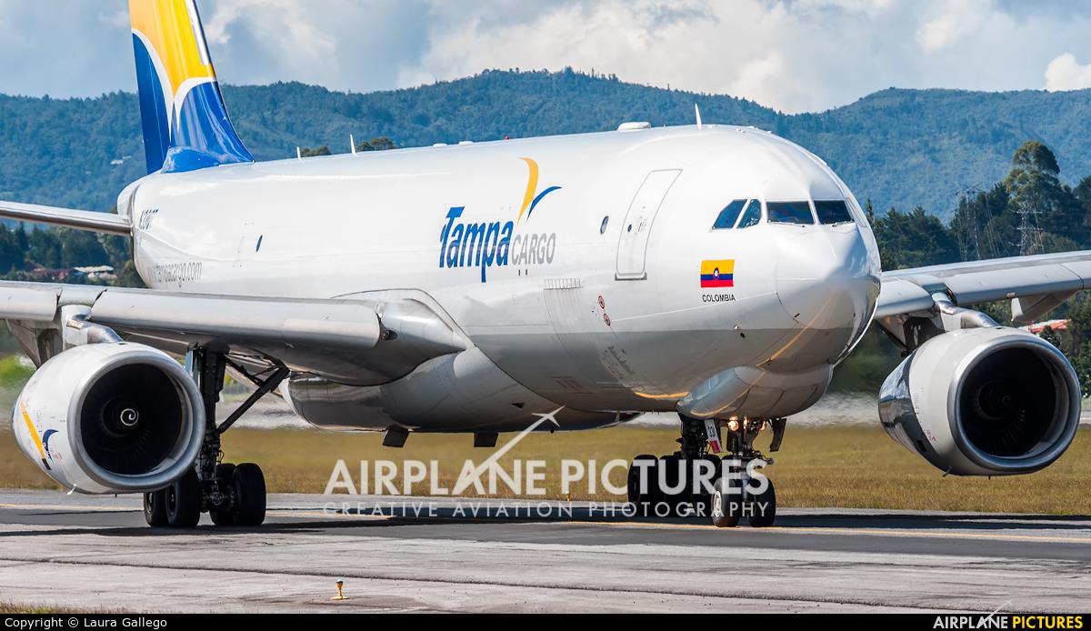 Tampa Cargo N331QT aircraft at Medellin - Jose Maria Cordova Intl