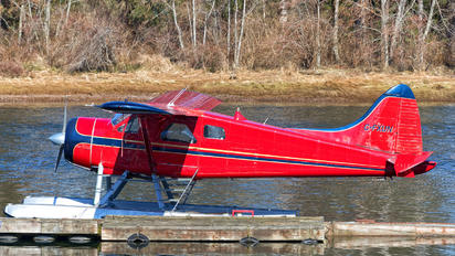 C-FXUN - Private de Havilland Canada DHC-2 Beaver