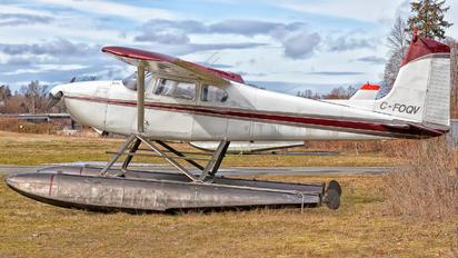 C-FOQV - Private Cessna 180 Skywagon (all models)