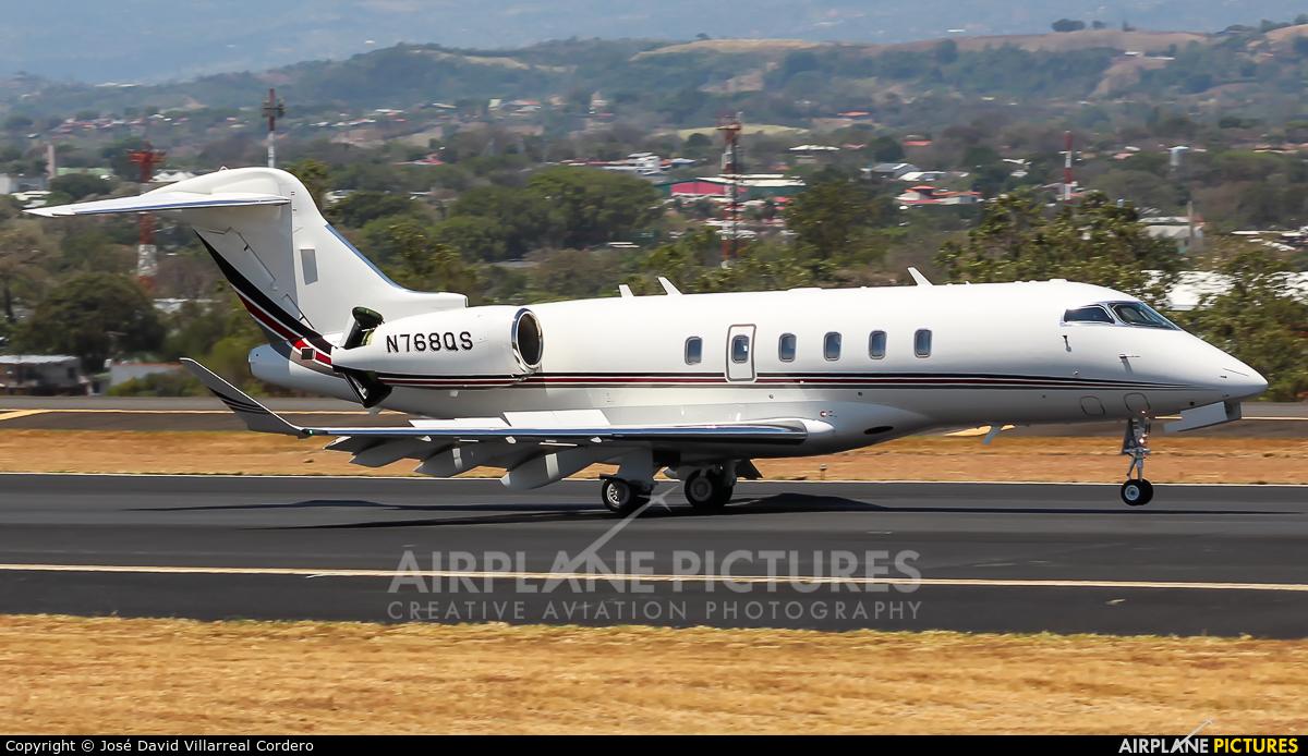 Netjets (USA) N768QS aircraft at San Jose - Juan Santamaría Intl
