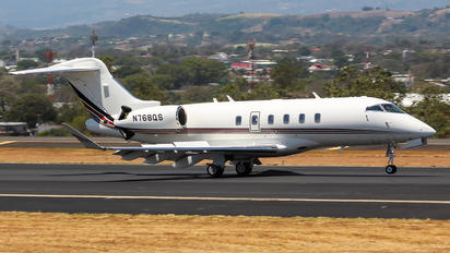N768QS - Netjets (USA) Bombardier BD-100 Challenger 350 series