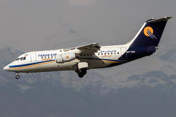 EP-TBG - Taban Airlines British Aerospace BAe 146-200/Avro RJ85