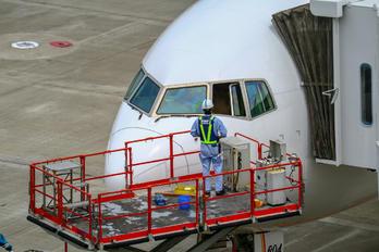 JA604A - ANA - All Nippon Airways Boeing 767-300ER