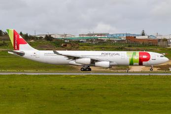CS-TOB - TAP Portugal Airbus A340-300