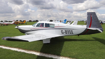 G-BYEE - Private Mooney M20K